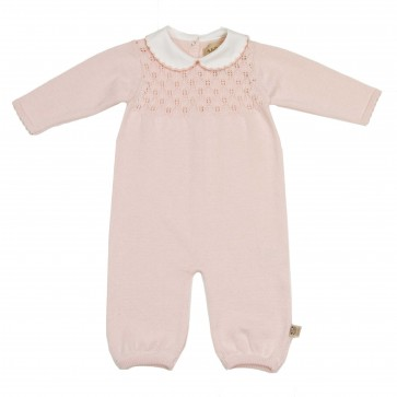 Memini Ylve Knit Overall - Soft Shell