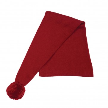 Memini Nisse Hat - Dyp Rød