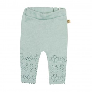 Memini Ebbe Knit Pant - Cool Mint