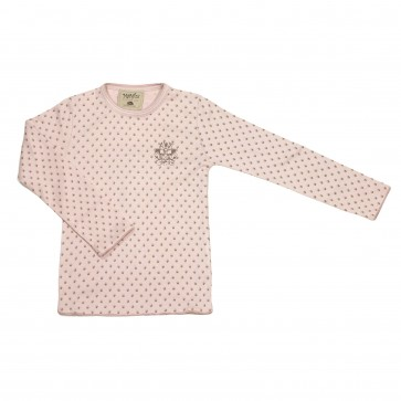 Memini Longsleeve - Basic Faded Rose