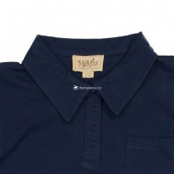 Memini Adam Polo Shirt - Navy