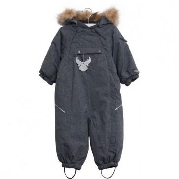 Wheat Snowsuit Nickie - Vinterdress Denim