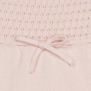 Memini Kari Knit Romper - Shell Pink *Kommer