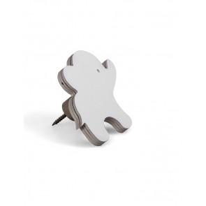 Krok til Barnerommet - Elefant Hvit