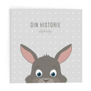 Alfabetdyr - Din Historie Grå