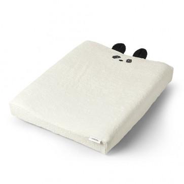Liewood Trekk til stellematte - Panda Creme