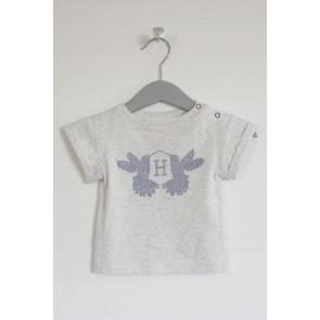 Vidar T-Skjorte - Grey Melange
