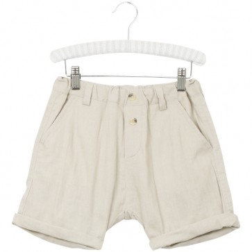 Shorts - Beige Lin