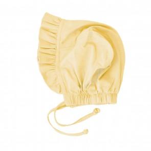 Memini Tia Baby Bonnet -  Pale Yellow