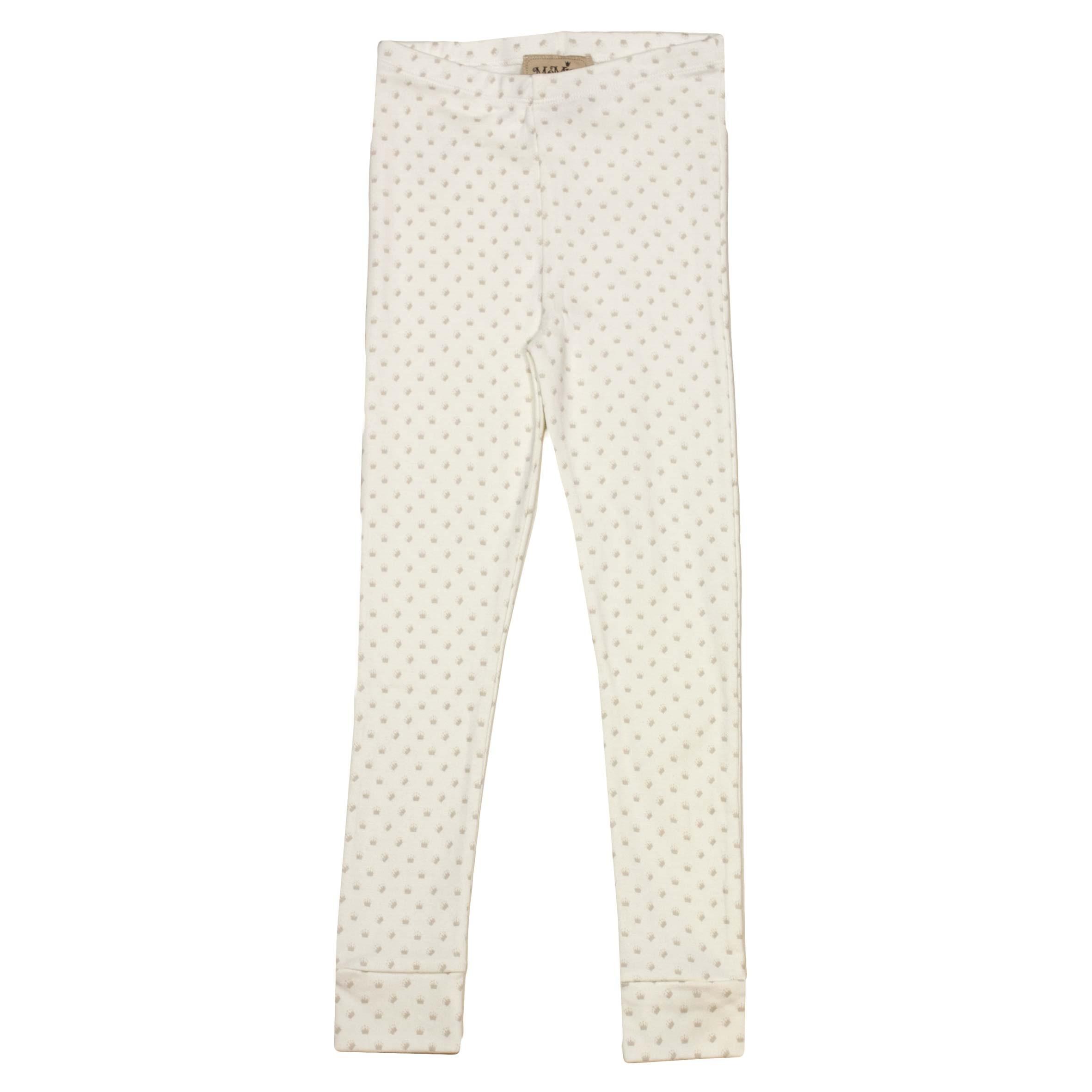 d9af12e5 Memini Leggings - Basic Egret White - salg