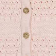 Memini Froy Cardigan - Shell Pink