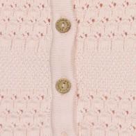 Memini Froy Cardigan - Shell Pink *Kommer