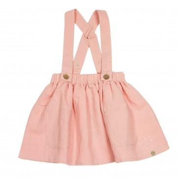 Memini Mathilde Skirt - Dusty Peach