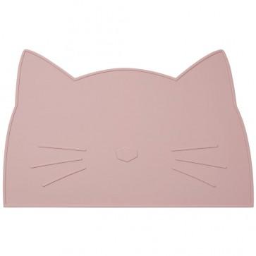Spisebrikke Katt - Rose Liewood