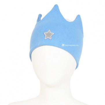 Kivat Krone Pannebånd Bomull - Himmeblå