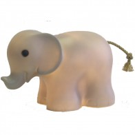 Elefantlampe - Grå