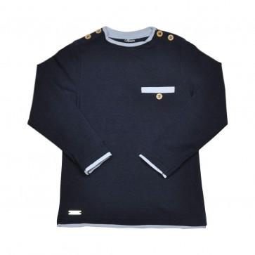 Genser - Marineblå