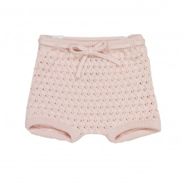 Memini Iben Knit Bloomer - Shell Pink