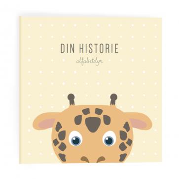 Alfabetdyr - Din Historie Gul