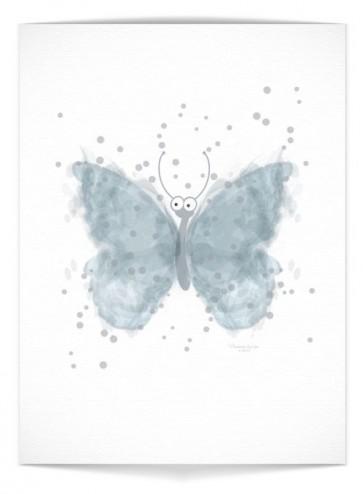 """Plakat - """"Sommerfugl"""""""