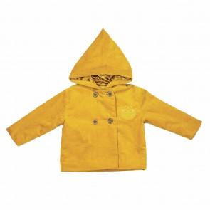 Memini Nolan Coat - Honey Gold