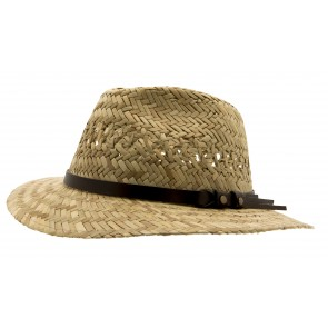 Cth Mini Natural Straw - Hatt