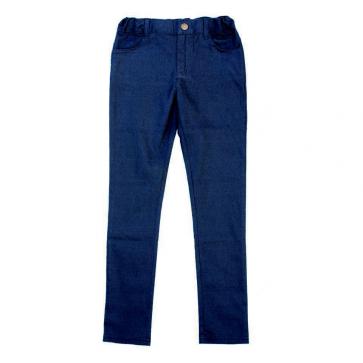Memini Bukse - Marineblå med glamtouch