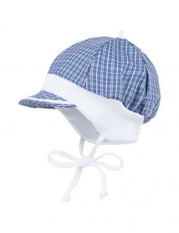 Babycaps - Rutemønster
