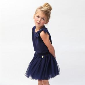 Prinsesse Balletskjørt - Navy
