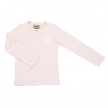 """Memini """"Pil"""" Longsleeve - Pale Pink"""