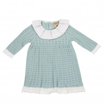 Memini Mari Dress - Cool Mint