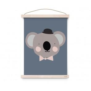 """Plakat - """"Sir Koala"""" A3"""