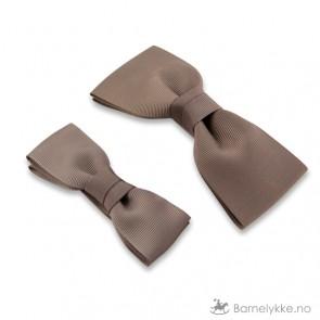 Tversoversløyfe - Chocolate Chip