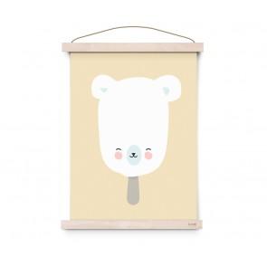 """Plakat - """"Polar Pop"""" A3"""