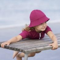 Solhatt med UV Beskyttelse - Cherry