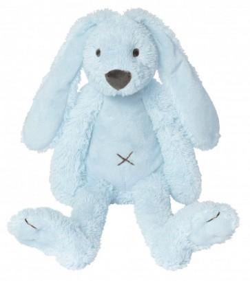 Kosebamse Kanin - Stor Blå